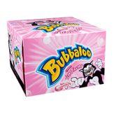 Chiclete Tutti Frutti Bubbaloo Adams Caixa com 60 Unidades
