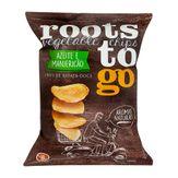 Chips de Batata-Doce Azeite e Manjericão Roots to Go Pacote 100g