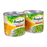 Ervilha em Conserva Bonduelle Pack com 2 Unidades 280g Cada