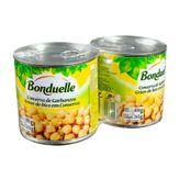 Grão de Bico em Conserva Bonduelle Pack com 2 Unidades 265g Cada
