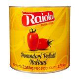 Tomate Pelado Raiola Lata 2,55kg