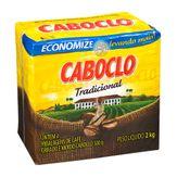 Café Tradicional Caboclo Pack com 4 Unidades 500g Cada