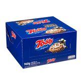 Cookie Original Toddy Pack com 16 Unidades 60g Cada