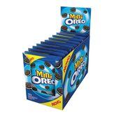Biscoito Mini Oreo Pack com 10 Unidades 35g Cada