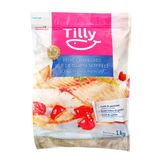 File de Tilápia Congelado Tilly Pacote 1kg