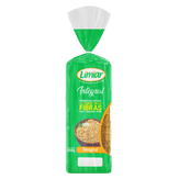 Pão Integral de Fermentação Natural e Zero Gordura Trans Limiar Pacote 500g