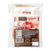 Bacon Fatiado Prieto Pacote 500g