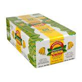 Bananada com Açúcar Fazendinha Caixa com 24 Unidades 30g Cada