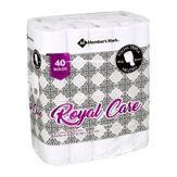 Papel Higiênico Royal Care Pacote com 40 Unidades