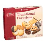 Biscoitos Traditional Favorites Lambertz Caixa 420g