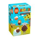 Mini Bolachas Cacau Animais e Letras Dan Cake 160g