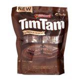 Chocolate Tim Tam Smooth e Crunchy Arnott's Pacote com 30 Unidades 405g