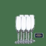 Conjunto 6 Taças Para Champanhe Bohemia 220 ml