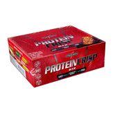 Barra Whey Protein Crisp Bar Integralmedica Pack com 12 Unidades
