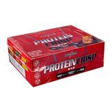 Barra Whey Protein Crisp Bar Integralmedica Pack com 12 Unidades 45g Cada