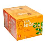 Chá de Camomila Leão Pack com 2 Unidades 15g Cada