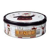 Biscoito Amanteigado Winter Woodland Jacobsens Bakery Lata 400g