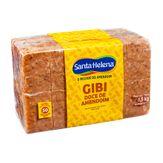 Doce de Amendoim Gibi Santa Helena Pacote 1,5kg