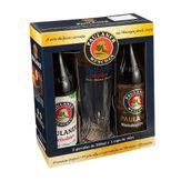 Kit 2 Cervejas Weissbier Paulaner Munchen 500ml Cada + Copo