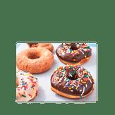 Donuts Rings Sabores Member's Mark 9 Unidades
