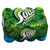 Pack Refrigerante Limonada Soda Antarctica Lata 12 Unidades 350ml