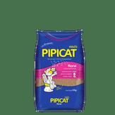 Areia Higiênica para Gato com Perfume Floral Pipicat Kelko Pacote 12kg