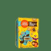 Biscoito Recheado Mini Creamy Kiss de Cacau Dan Cake Caixa 160g