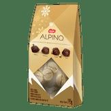 Bombons de Chocolate Alpino Nestlé Caixa 195g