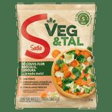 Couve-Flor Brócolis e Cenoura Congelados Veg & Tal Sadia Pacote 1,05kg