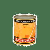 Abacaxi em Calda Rodelas Schramm Lata 400g