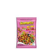 Bala de Goma Sortidas Gomets Jellies Dori Pacote 600g