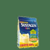 Pó para Preparo de Bebida Baunilha sustagen Kids Pacote Leve 700g Pague 500g