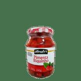 Pimenta Biquinho Alinutri Vidro 190g