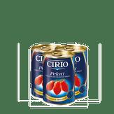 Tomate Pelado Cirio Pack com 3 Unidades 400g Cada