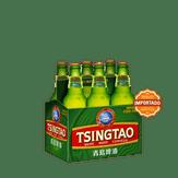 Cerveja Importada Tsingão Pack com 6 Unidades 330ml Cada
