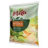 Salada Riviera Lavada La Vita Pacote 250g