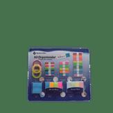 Kit de Adesivos Organizadores Member's Mark Plástico 35 Unidades