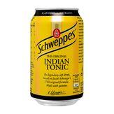 Água Tônica Importada Indian Tonic Schweppes Lata 330 ml
