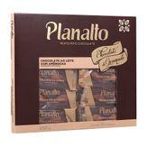 Chocolate Ao Leite com Amêndoas Planalto Caixa 10 Unidades 230g