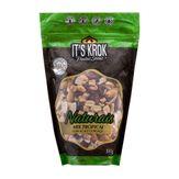 Mix Tropical com Açaí e Cupuaçu Naturais Frutos Secos It's Krok Pacote 300g