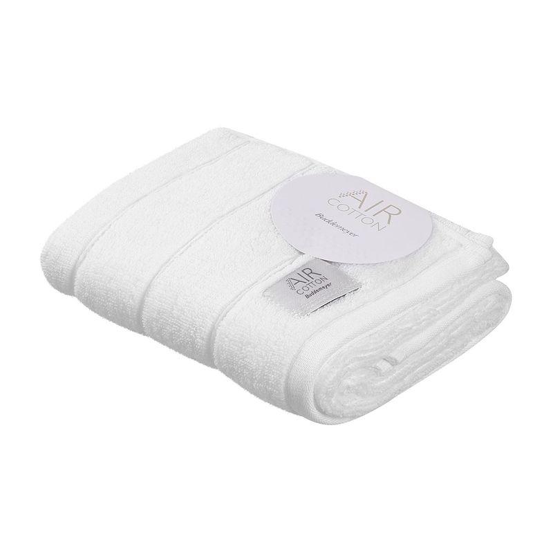 Toalha-de-Rosto-100--Algodao-Branca-Dual-Air-Cotton-Buddemeyer
