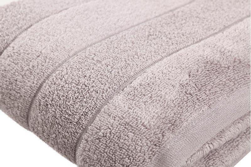 Toalha-de-Banho-100--Algodao-Cinza-Dual-Air-Cotton-Buddemeyer