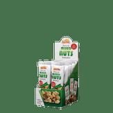 Barra de Cereal Sementes Mixed Nuts Agtal Caixa 12 Unidades de 30g Cada