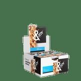 Barra de Cereal Coco + Amêndoas Zero Açúcares &Joy Caixa 12 Unidades de 30g Cada