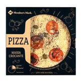 Pizza Grande Mussarela Member's Mark Aprox. 700g