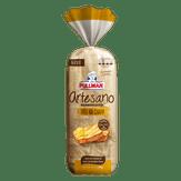Pão de Forma Artesano Pão na Chapa Pacote 500g