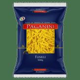 Pasta di Semola di Grano Duro Fusilli Paganini Pacote 500g