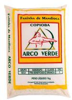 Farinha-de-Mandioca-Branca-Arco-Verde-Pacote-1kg