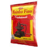 Café Torrado e Moído Tradicional Moinho Fino Pacote 500g