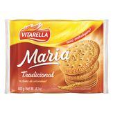 Biscoito Doce Tradicional Maria Vitarella Pacote 400g
